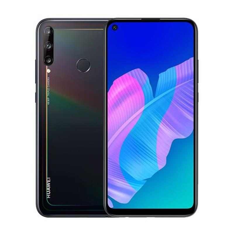 Huawei Y7p - 6.39-inch - 64GB/4GB Mobile Phone - Midnight Black