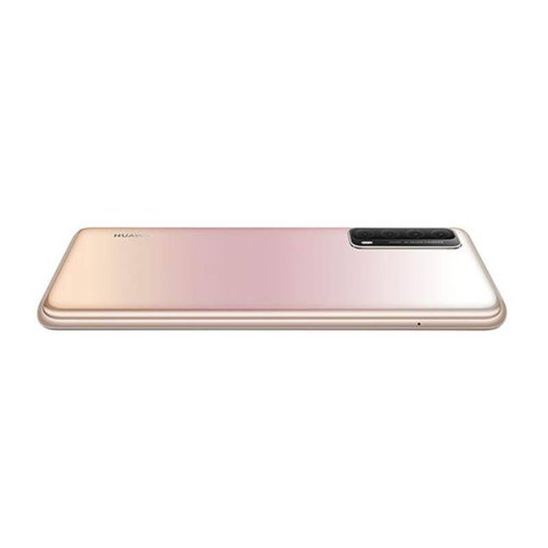 Huawei Y7a - 6.67-inch 128GB/4GB Mobile Phone - Blush Gold