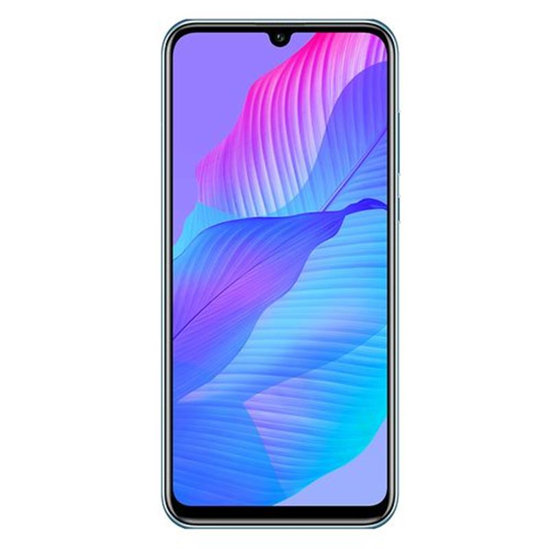 Huawei Y8p - 6.3-inch 128GB/6GB 4G Mobile Phone - Breathing Crystal
