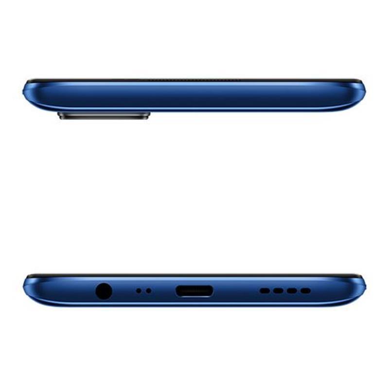 realme C17 - 6.5-inch 128GB/6GB Dual SIM 4G Mobile Phone - Navy Blue