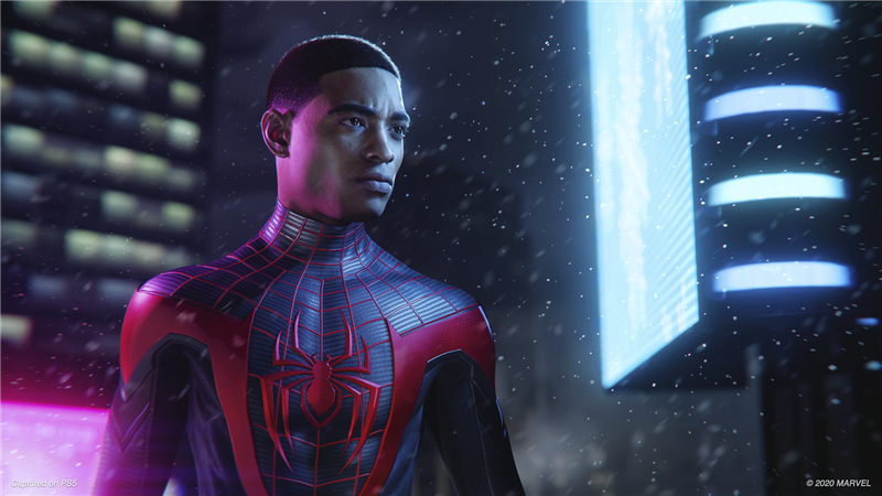 Marvel's Spider-Man: Miles Morales PS4