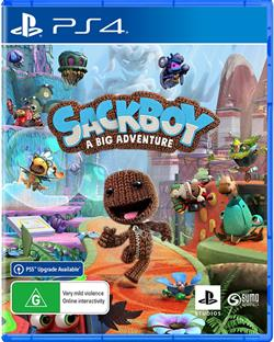 Sackboy: A Big Adventure PS4