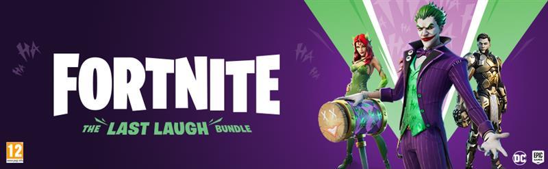 Fortnite: The Last Laugh Bundle PS5