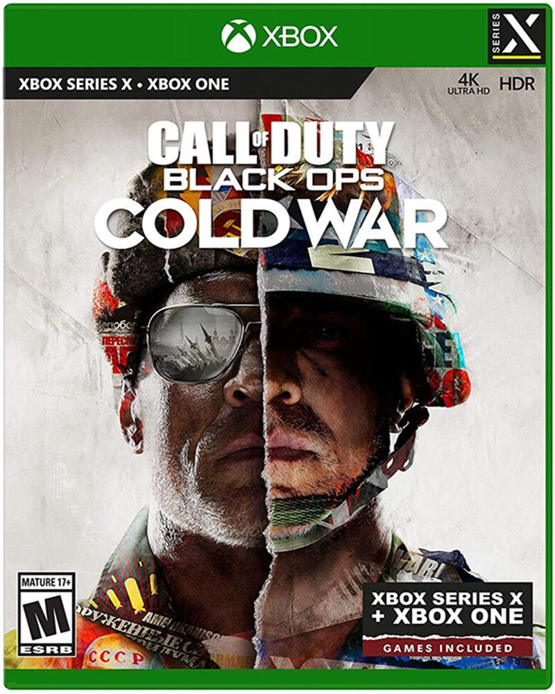 Call of Duty: Black Ops Cold War Xbox X