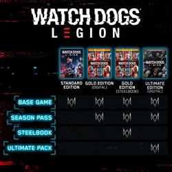 Watch Dogs Legion Xbox X