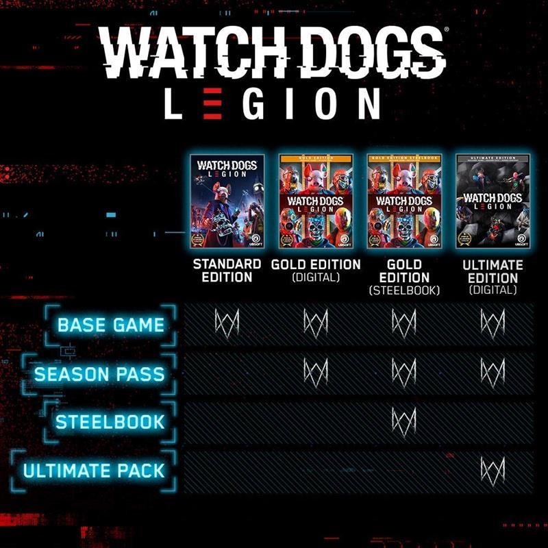 Watch Dogs Legion Xbox X