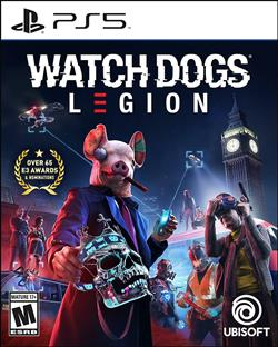 Watch Dogs : Legion PS5