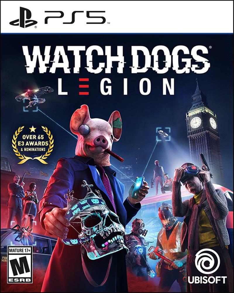 Watch Dogs : Legion PS5