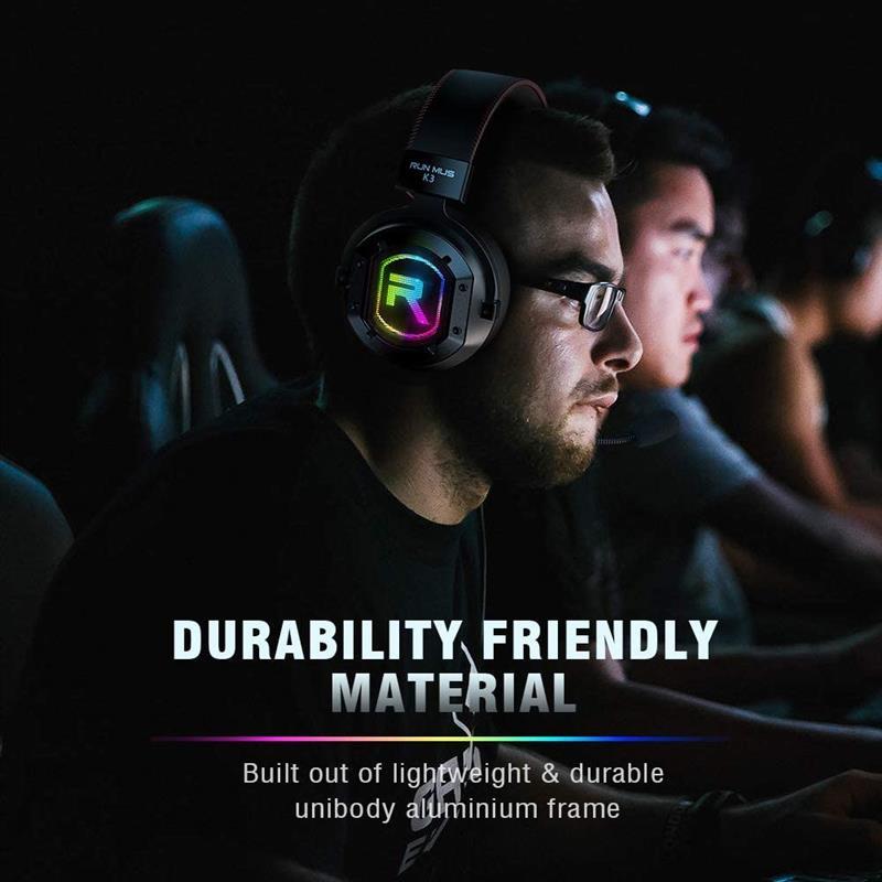 RUNMUS k3 Headset Gaming Headset