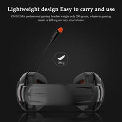 ONIKUMA K12 Gaming Headset