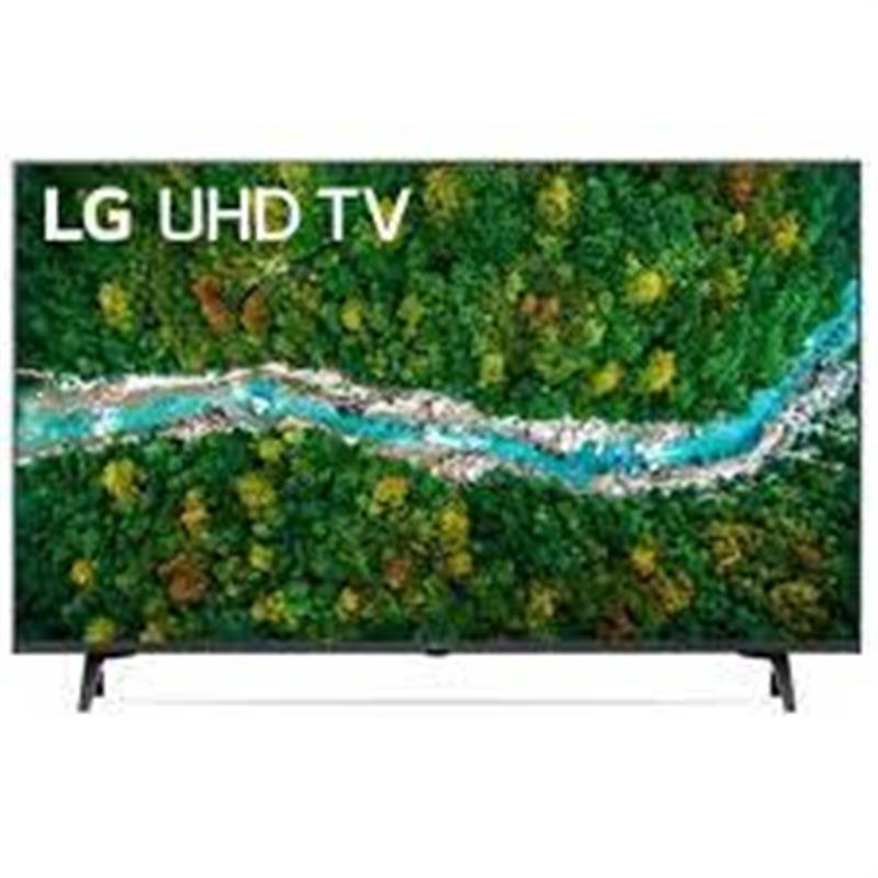 تلفزيون ال جي LED سمارت 50 بوصة، دقة 4K UHD مع ريسيفر داخلي - 50UP7750PVB