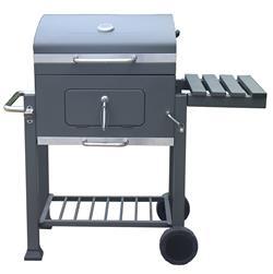 Large charcoal BBQ 1 rack