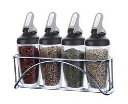Spice Set 4 pieces