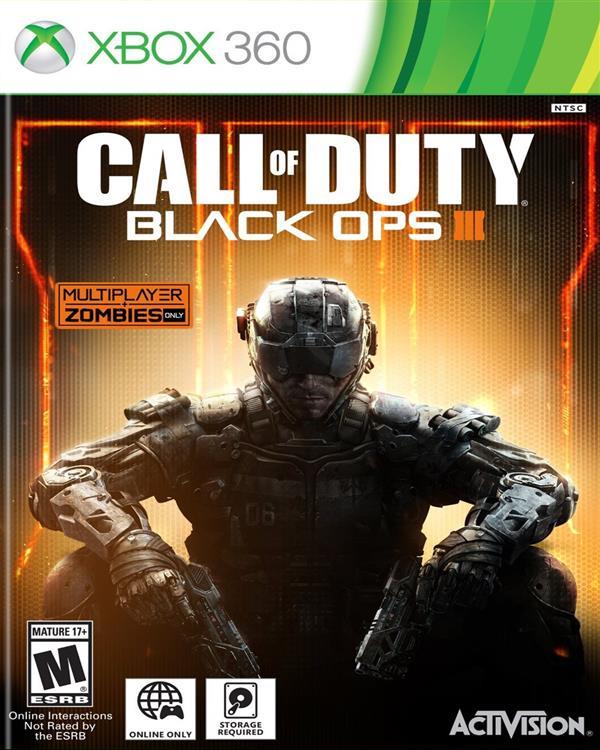 Call of Duty: Black Ops III - Xbox 360
