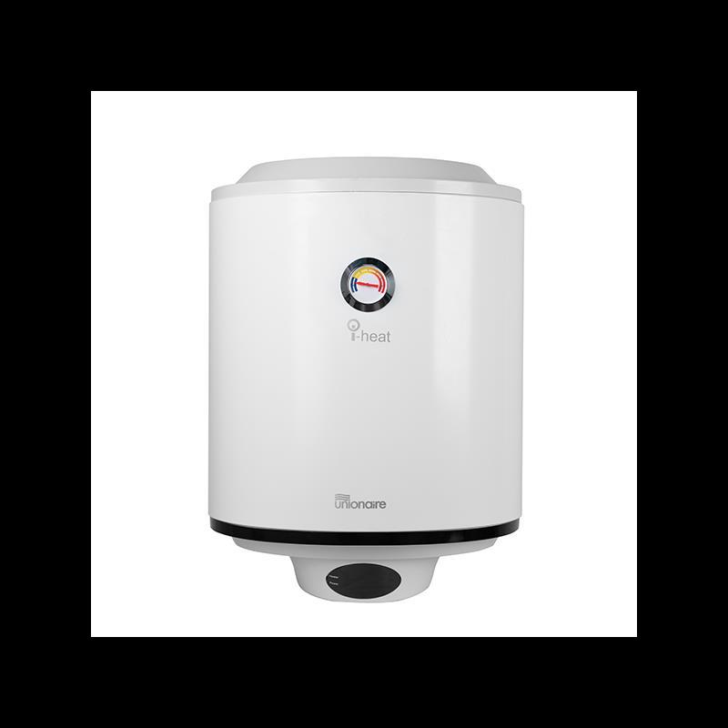 يونيون تك سخان كهرباء 80 لتر بشاشة للعرض لون أبيض EWH80-B200-V