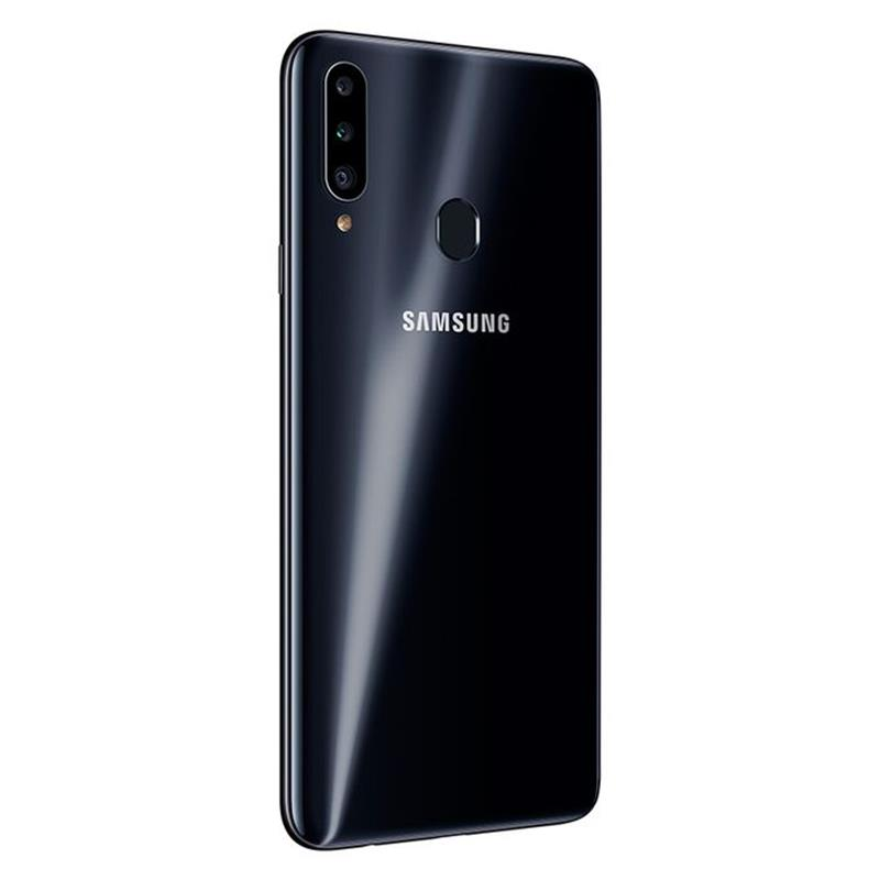 Samsung Galaxy A20s - 6.5-inch 32GB/3GB Dual SIM 4G Mobile Phone - Black