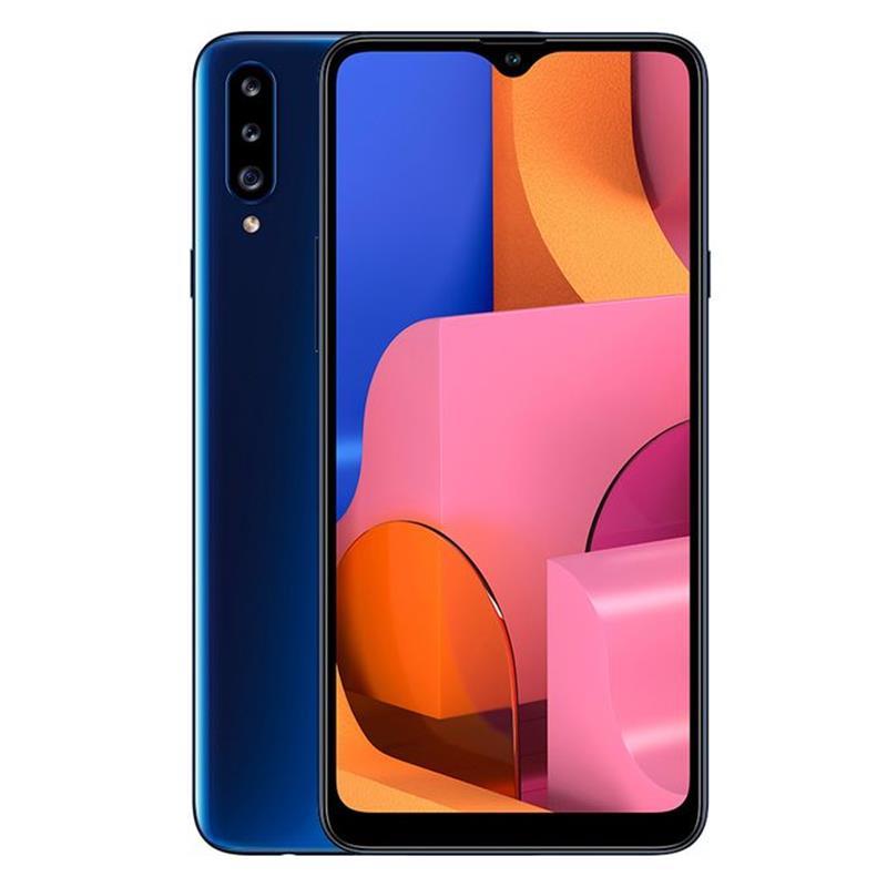 Samsung Galaxy A20s - 6.5-inch 32GB/3GB Dual SIM 4G Mobile Phone - Blue