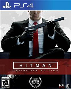HITMAN – Definitive Edition PS4