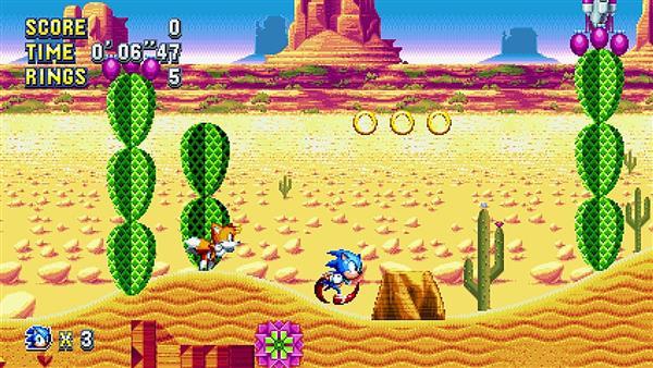 Sonic Mania PS4