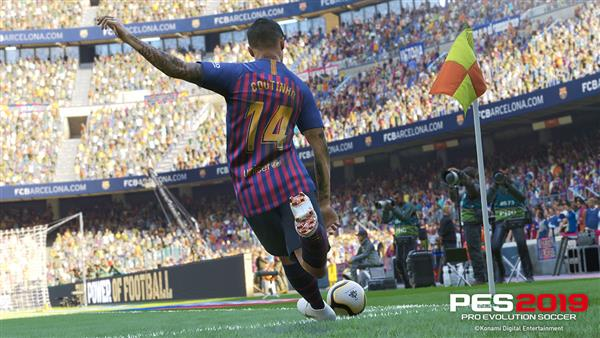 PRO EVOLUTION SOCCER 2019 XBOX ONE