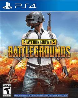 Pubg-Battlegrounds PS4