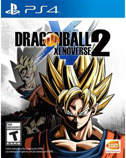 Dragon Ball . x v 2 PS4