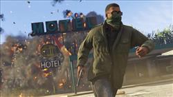 Grand Theft Auto V  PS4