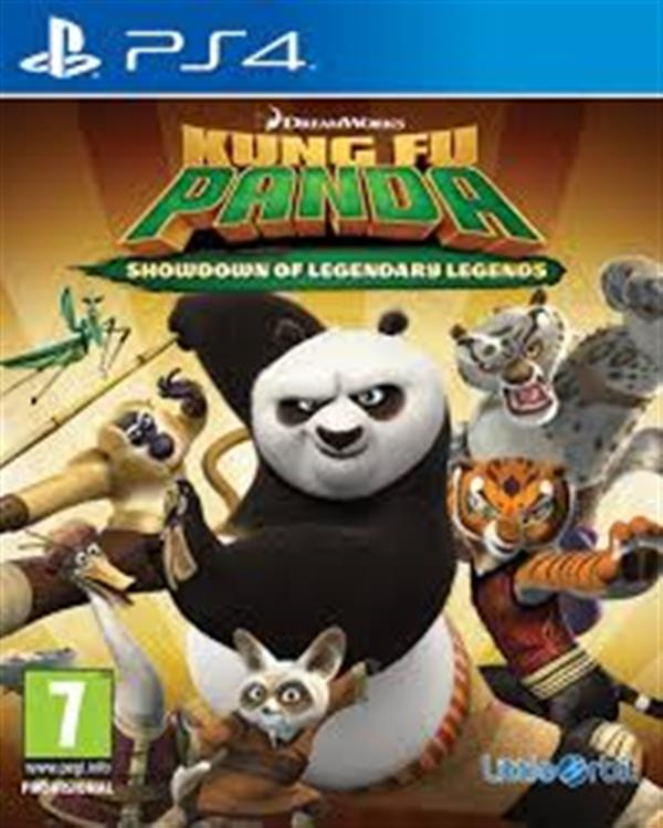 Kung Fu Panda PS4
