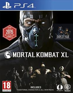 MORTAL KOMBAT.X PS4