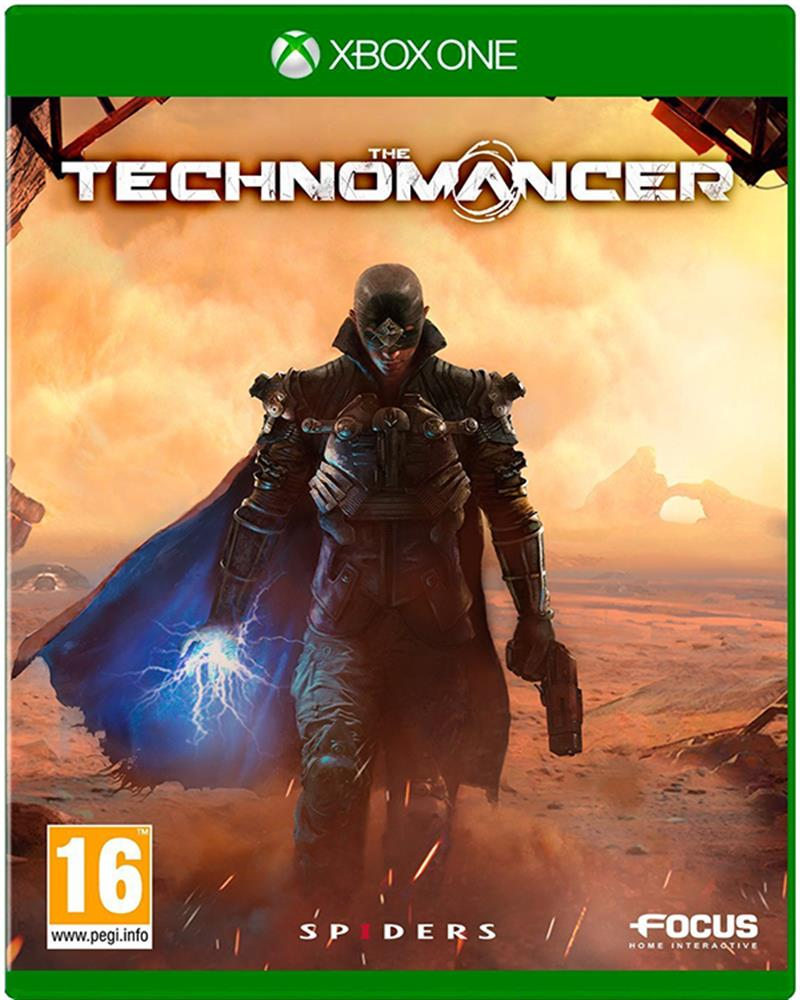 The Technomancer  XBOX  ONE
