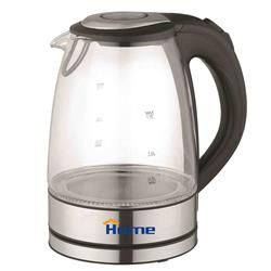 Glass kettle 1.7 L