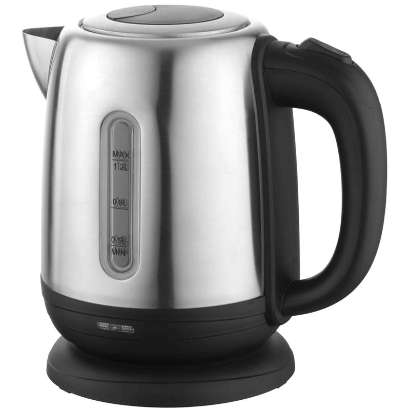 Stainless kettle 1.2 L