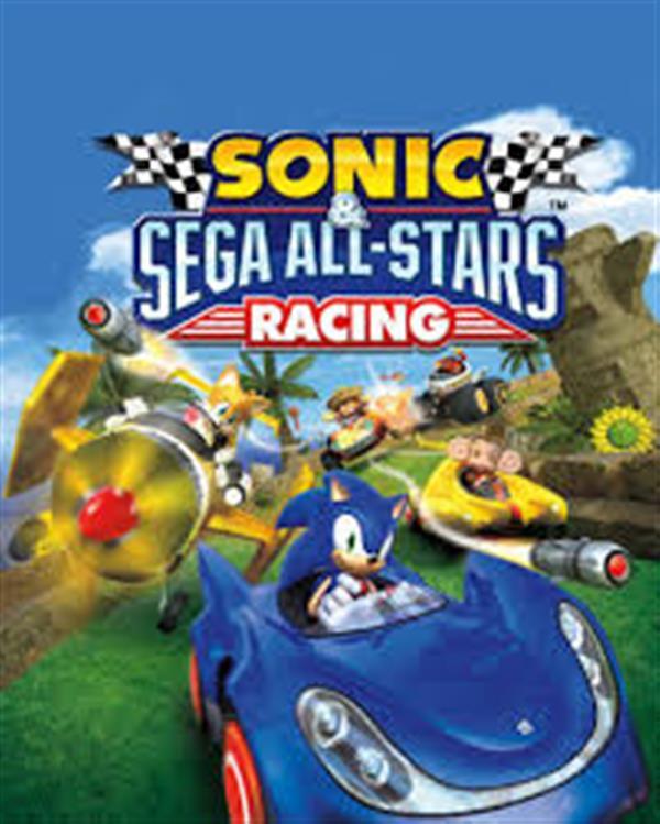 sonic&all stars racing