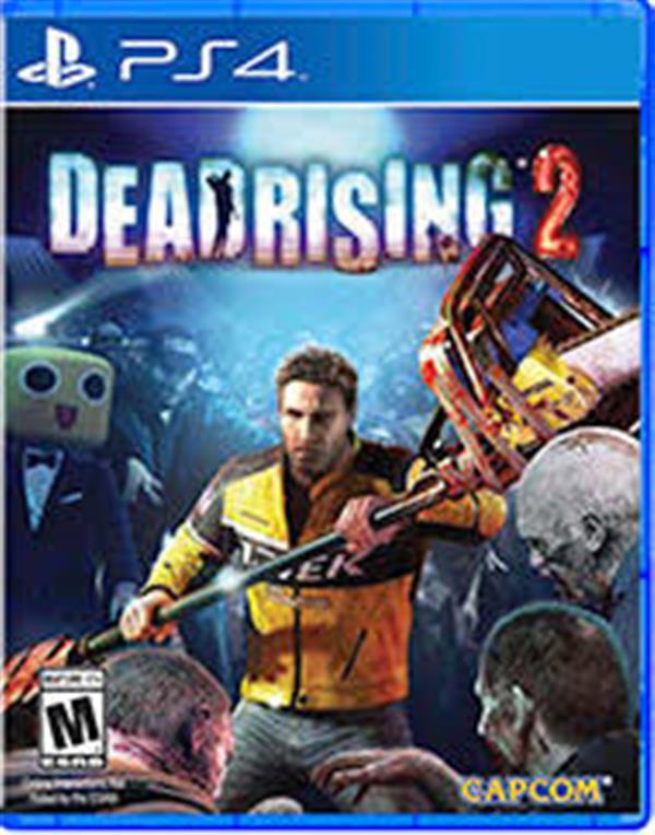 Dead Rising 2  PS4