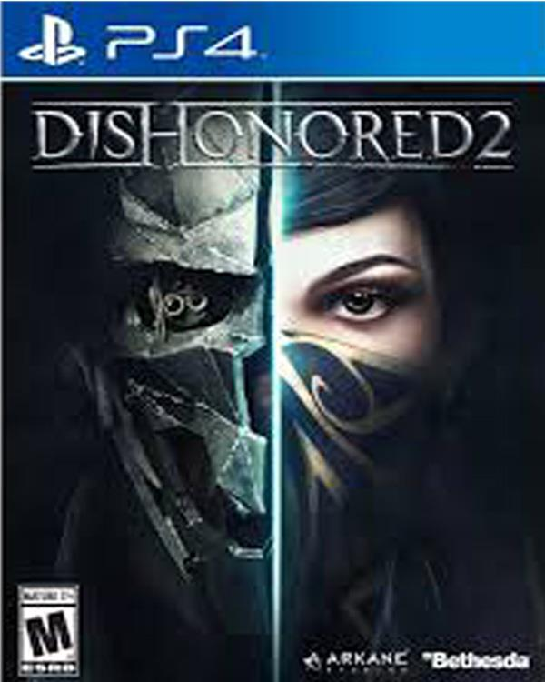 DISHONORED.2  PS4
