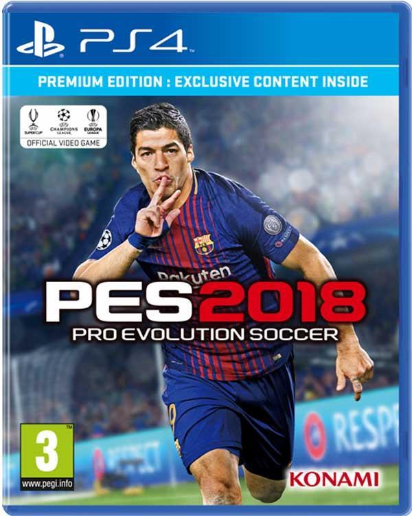 Pro Evolution Soccer 2018 AR