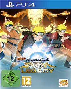 Naruto.Legacy  PS4