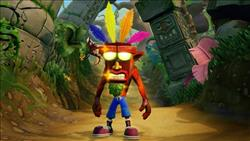 Crash BandicootN Sane Trilogy  PS4