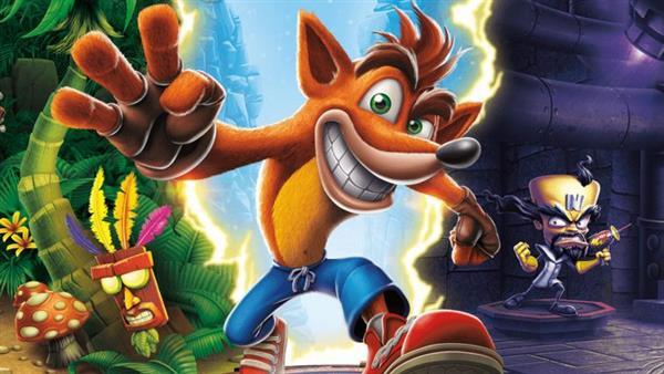 Crash BandicootN Sane Trilogy  PS4
