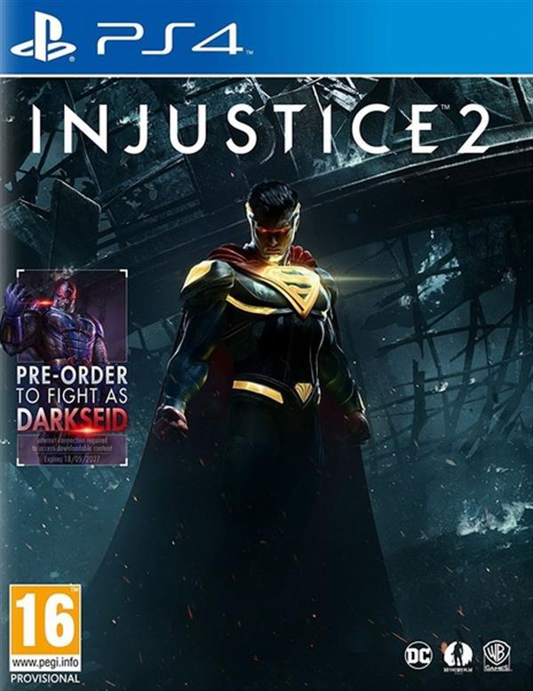 Injustice.. 2  PS4