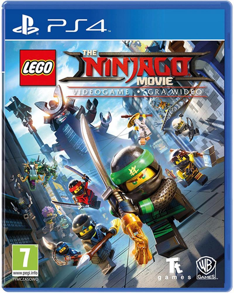 The LEGO NINJAGO Movie Game  PS4