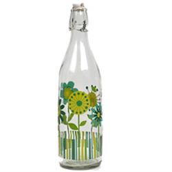 Glass water 1 L
