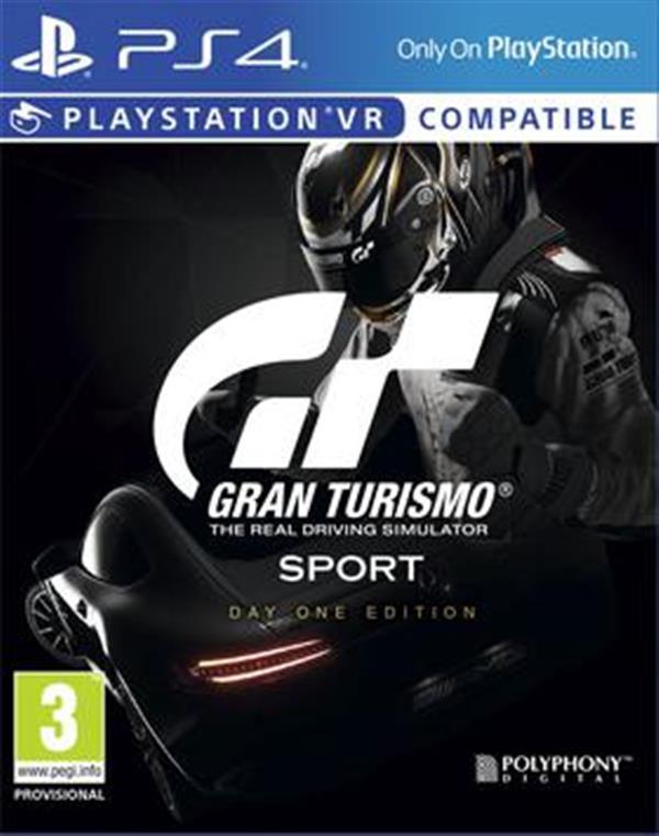Granturismo sport PS4