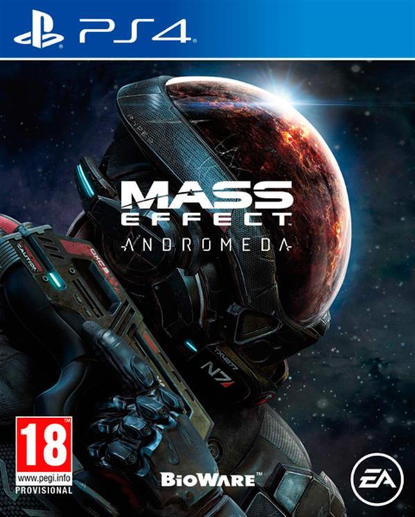 MASS EFFECT PS4