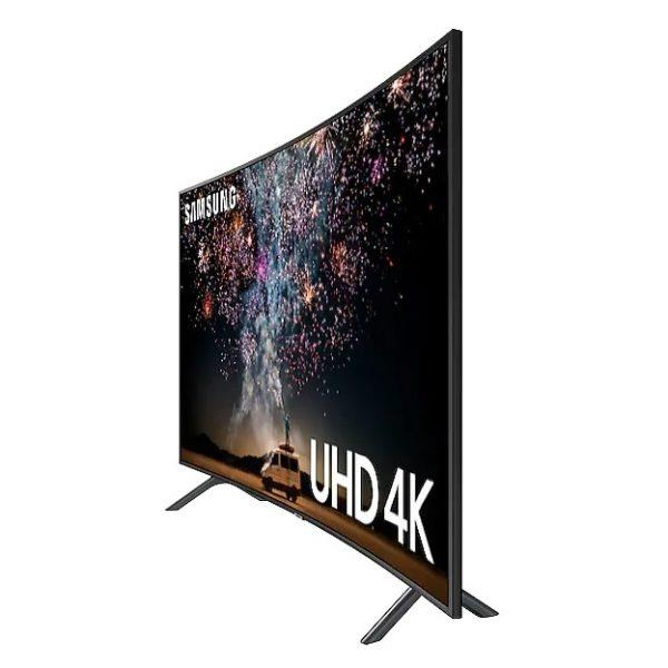 Samsung 55 Inch 4K Ultra HD Smart Curved LED TV with Built-in Receiver - 55RU7300