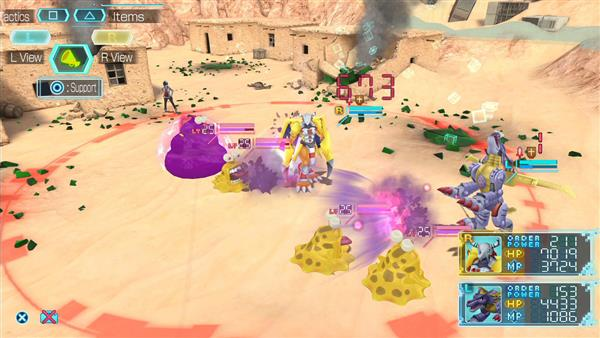 Digimon World PS4