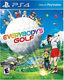 Golf PS4