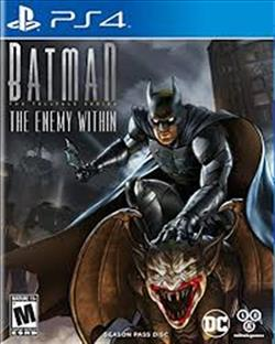 Batman :The Enemy Within PS4