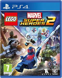 Lego Marvel Super Heroes2 PS4