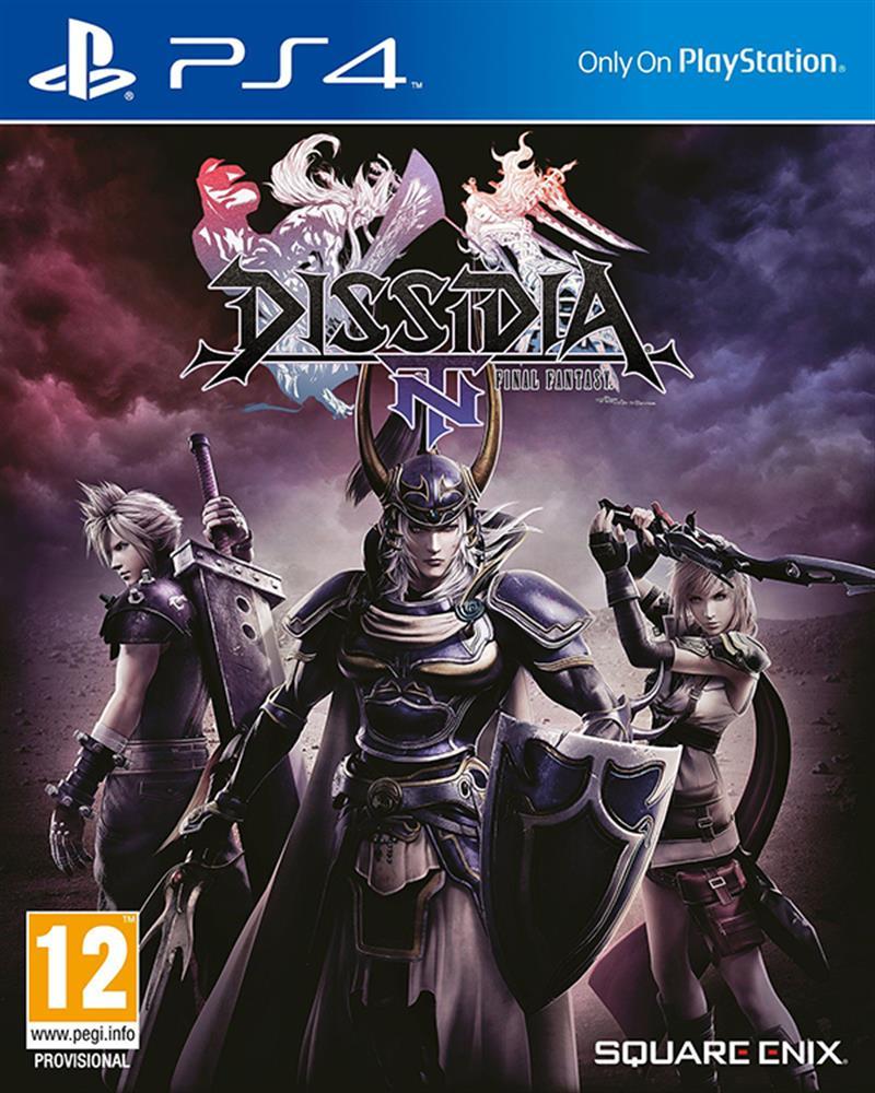 Final Fantasy: NT PS4